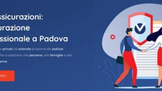 Un nuovo sito per MA Assicurazioni, agenzia assicurativa di Padova
